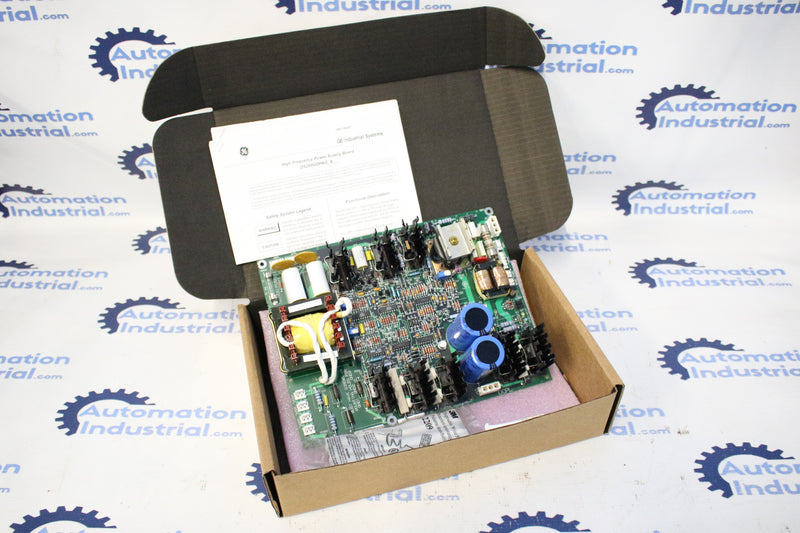 GE DS200GDPAG1A DS200GDPAG1AJF High Frequency Power Supply Board Mark V