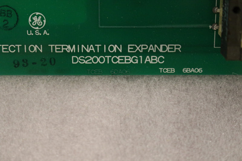 GE DS200TCEBG1A DS200TCEBG1ABC  Protective Termination Expander Board Mark V NEW