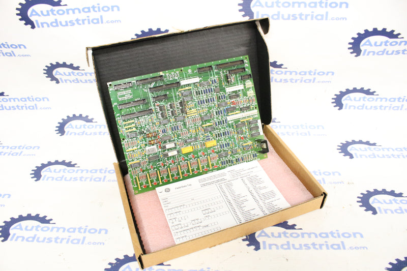 GE DS200TCQCG1A DS200TCQCG1AHE RST Overflow Board  Mark V NEW