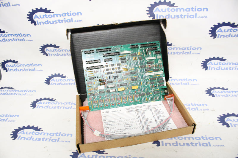 GE DS200TCQCG1A DS200TCQCG1ADB RST Overflow Board Mark V NEW