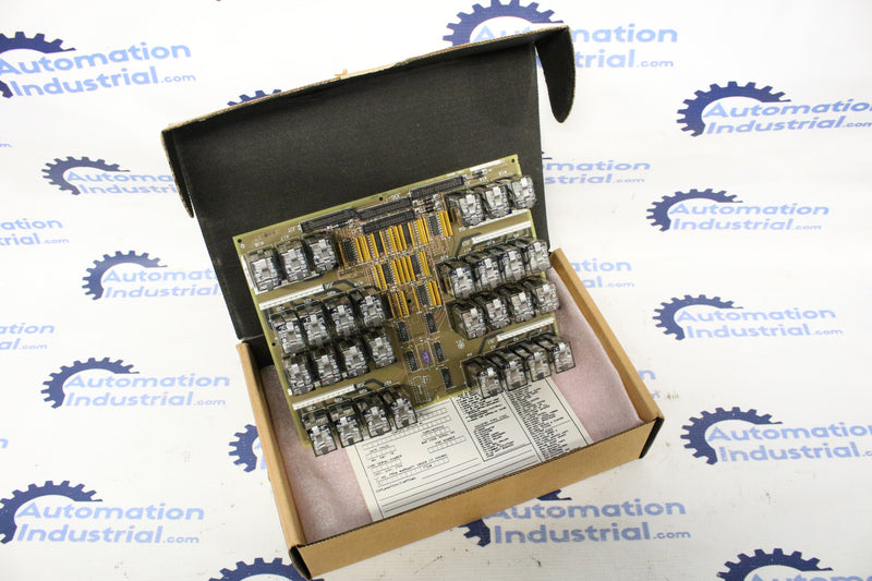 GE DS200TCRAG1A DS200TCRAG1ACC Relay Output Board Mark V NEW