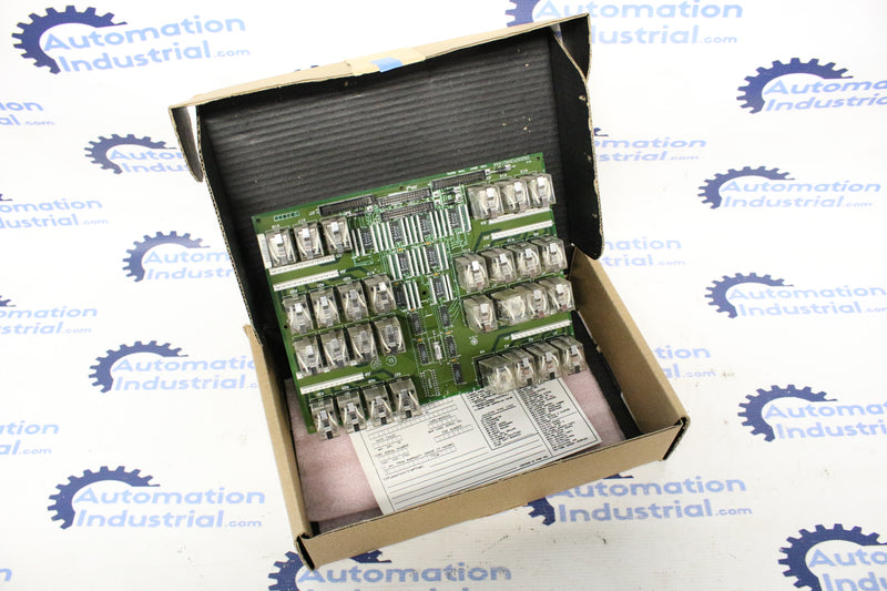 GE DS200TCRAG1A DS200TCRAG1AAA Relay Output Board Mark V NEW