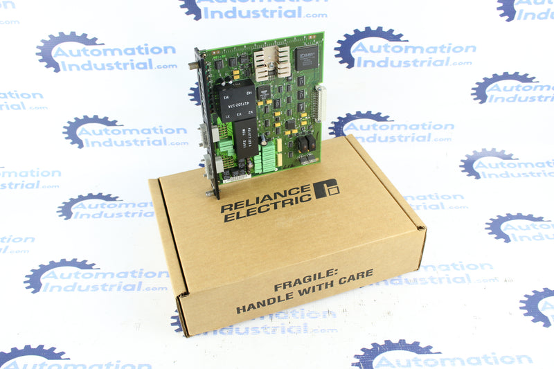 Reliance Electric 0-60001 0-60001F Resolver and Drive I/O Card