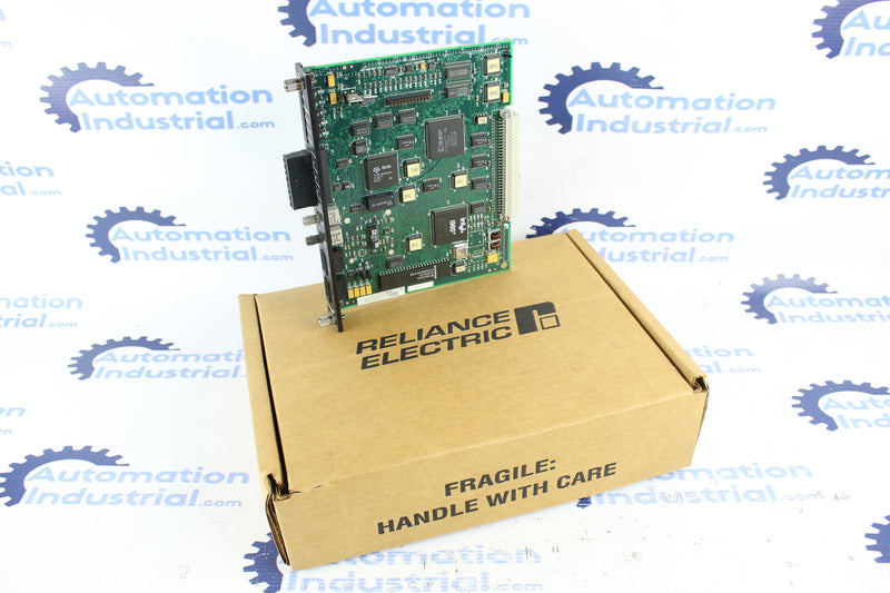 Reliance Electric 0-60000-3 Automax PMI Processor Card