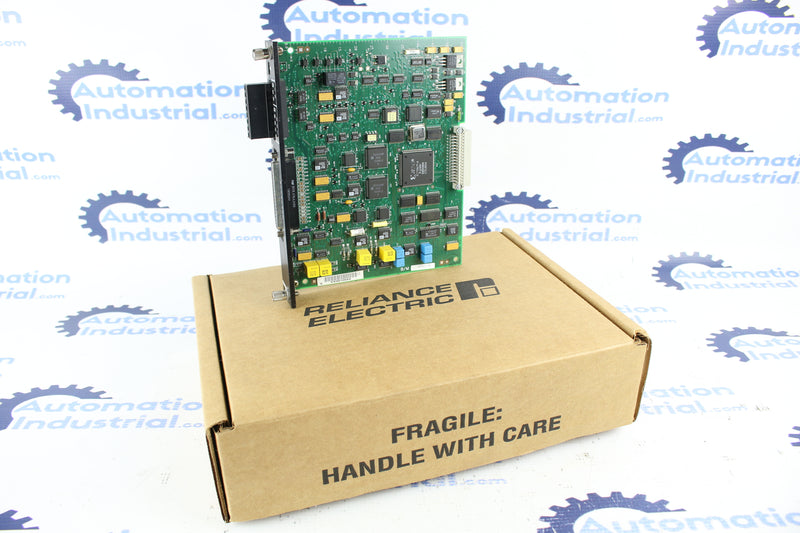 Reliance Electric 0-60023-3 0-60023-3A Automax Control Board