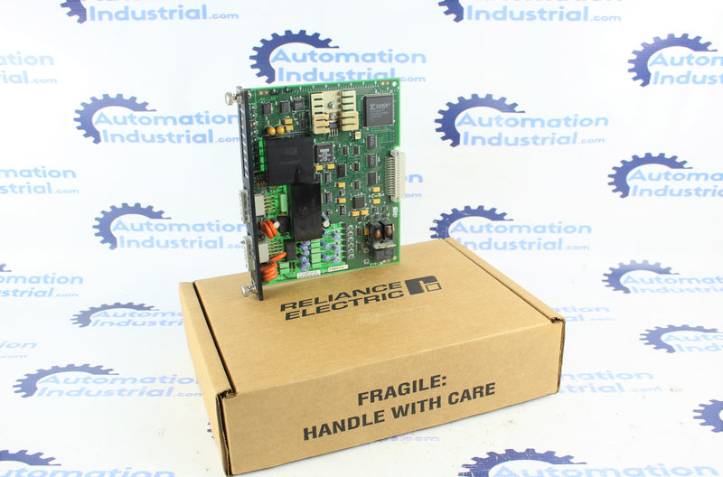 Reliance Electric 0-60031-5 0-60031-5-A Automax I/O Resolver Drive OPEN BOX
