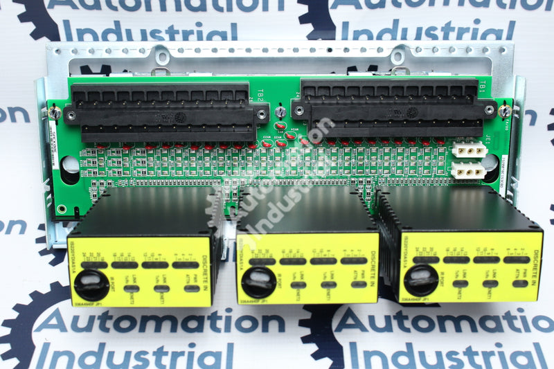 GE General Electric IS230TCISH9 IS230TCISH9C I/O Terminal Board Mark VI NO BOX