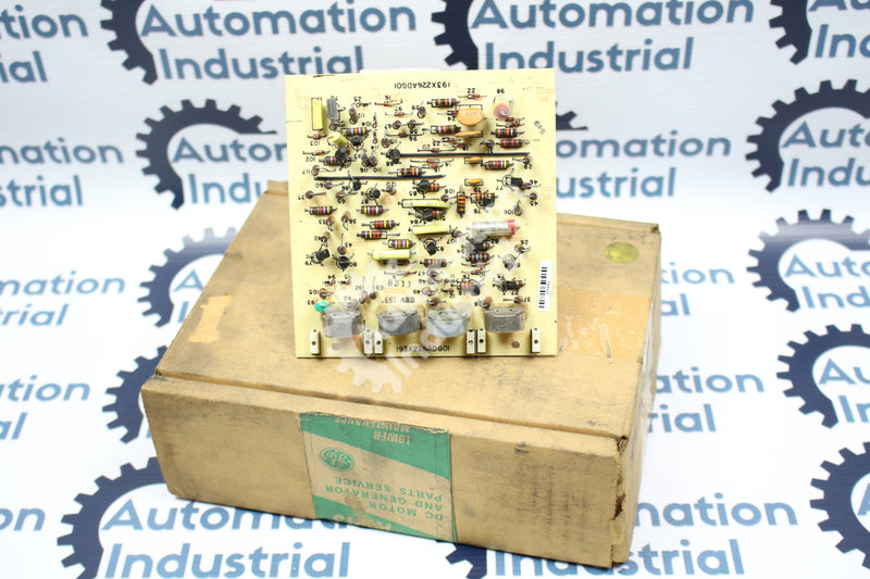GE General Electric 193X226ADG01 Driver Board