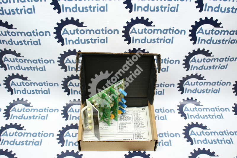 GE General Electric 193X701CEG01 Linear Time Assembly Card OPEN BOX