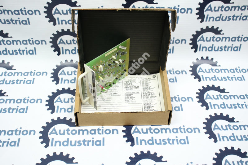 GE General Electric 193X725ADG01 Gate Pulse Generator Card NEW
