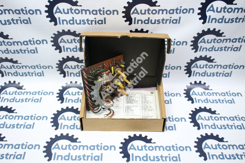 GE General Electric 193X823ABG01 Regulator Board