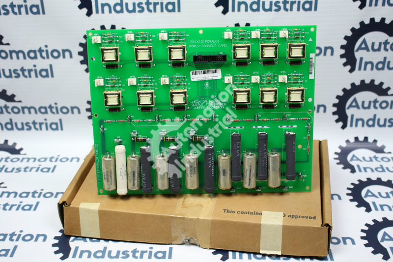 GE General Electric 531X121PCRALG1 F31X121PCRALG1 Power Connect OPEN BOX