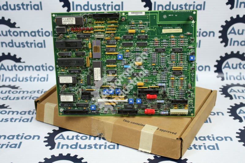 GE General Electric 531X300CCHABM5 F31X300CCHAFG1 VA-4 Control Card