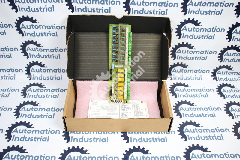 GE General Electric 531X307LTBAHG1 F31X307LTBA LAN Terminal Board