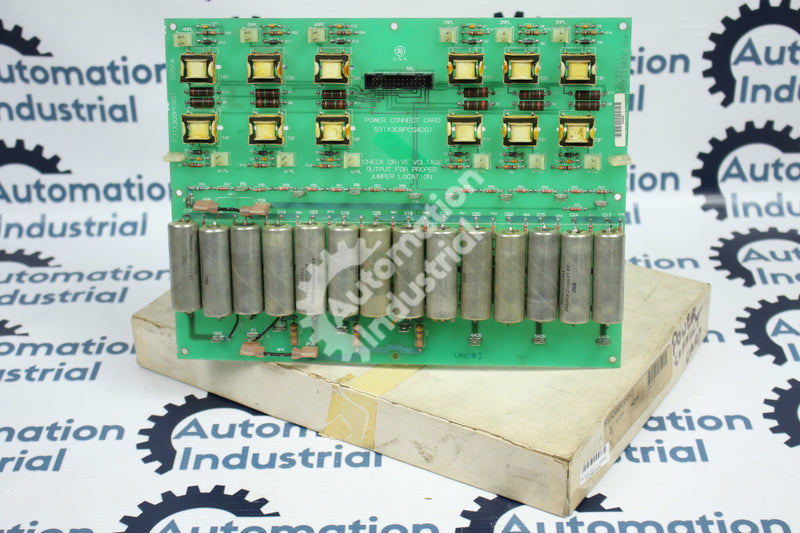 GE General Electric 531X308PCSADG1 F31X308PCSACG1 Power Connection Board NEW