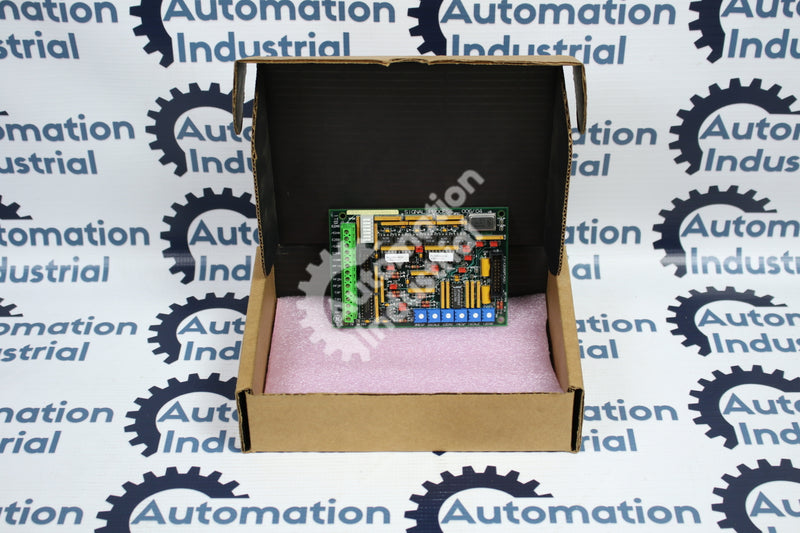 GE General Electric 531X309SPCAHG1 F31X309SPCAGG1 Single Processor Card
