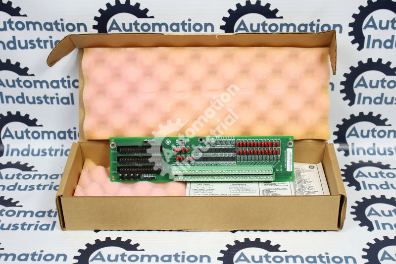 GE IS200TBQGH1A IS200TBQGH1AAA Termination Module Mark VI NEW