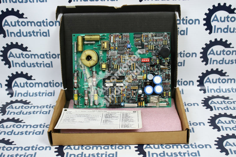GE General Electric 531X302DCIANG1 F31X302DCIANG1 DC Instrumentation Card