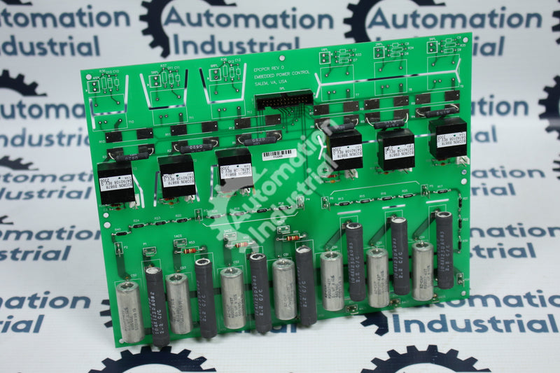 Embedded Power Supply EPCPCR Rev 0 Printed Circuit Board
