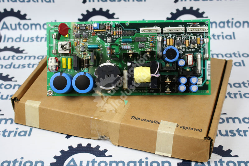 GE General Electric DS200UPSAG1A DS200UPSAG1ADB Power Control Board