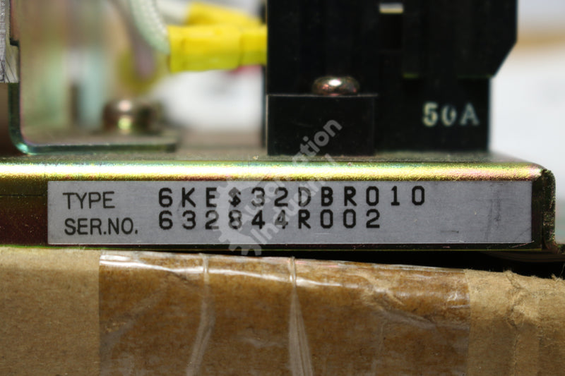 GE General Electric 6KE$32DBR010 6KES32DBR010 Resister