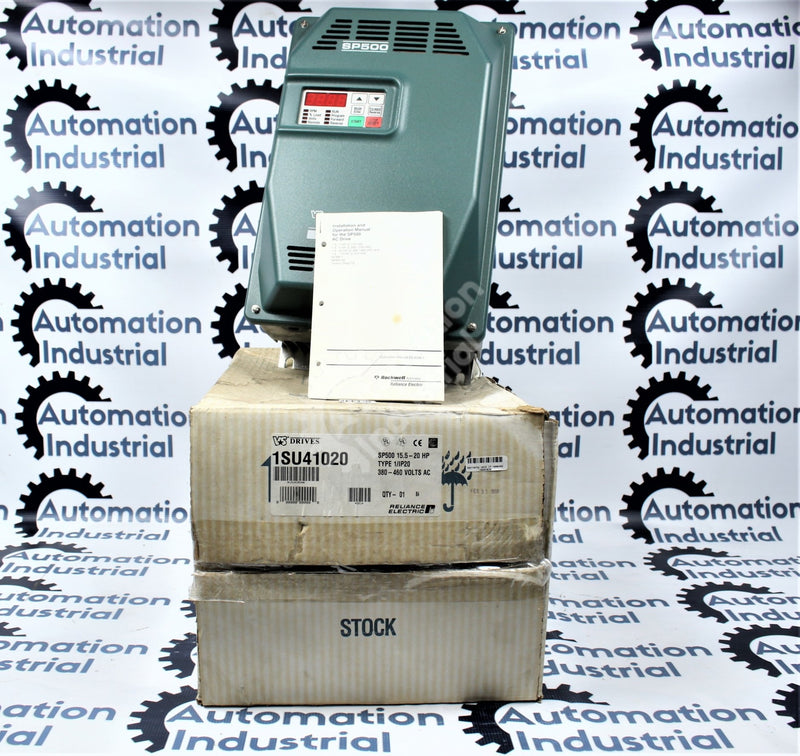Reliance Electric 1SU41020 SP500 20HP AC Drive