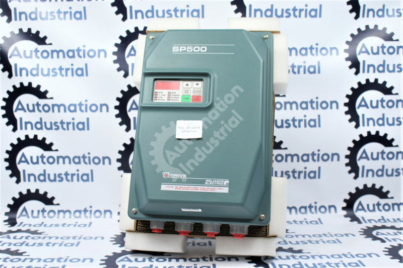 Reliance Electric 1SU42015 SP500 15HP AC Drive OPEN BOX