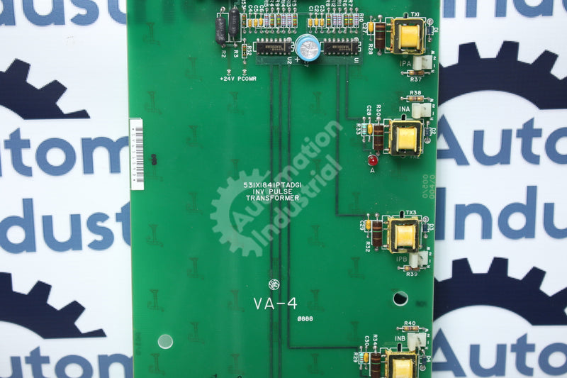 GE General Electric 531X184IPTADG1 F31X184IPTADG1 Pulse Transformer Board