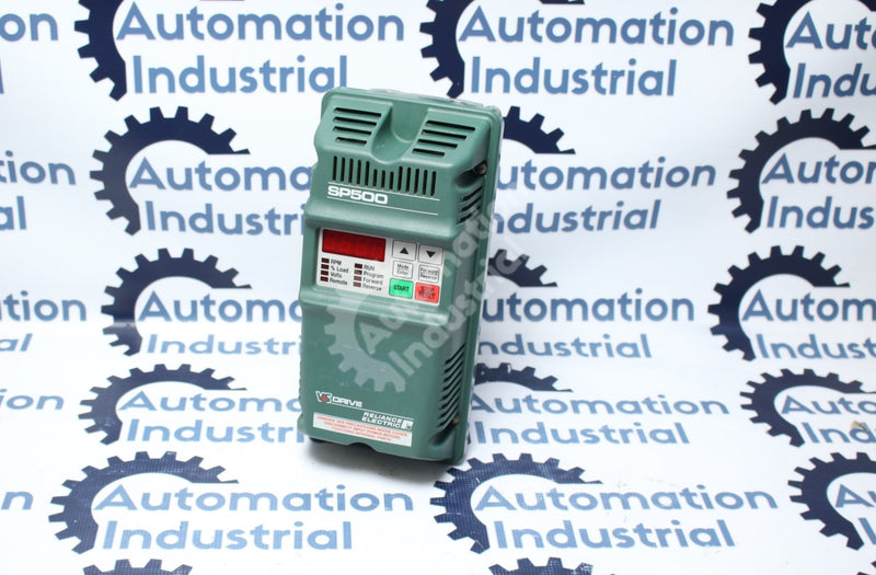 Reliance Electric 1SU21002 SP500 2HP 3 Phase AC Drive
