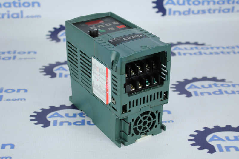 Reliance Electric MD60 6MDBN-1P5101 230VAC .25HP Drive 6MD200P2