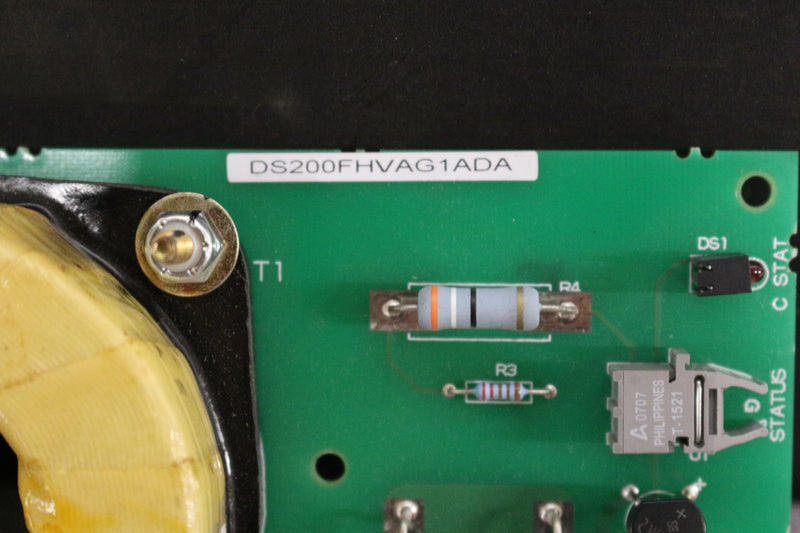GE DS200FHVAG1A DS200FHVAG1ADA High Voltage Gate Interface Board Mark V