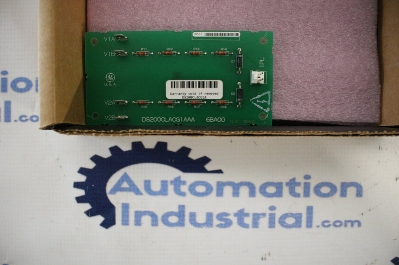 GE DS200CLACG1A DS200CLACG1AAA PC Board Mark V