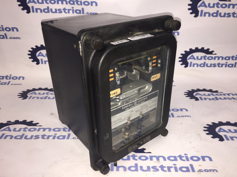 General Electric 208A8454 G-3 Time Overcurrent Relay