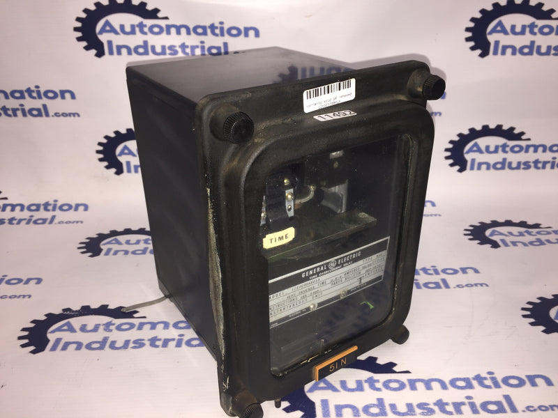 General Electric 12IAC53A801A Time Overcurrent Relay