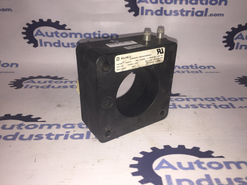 Square D 180R-201 Torroidal Current Transformer