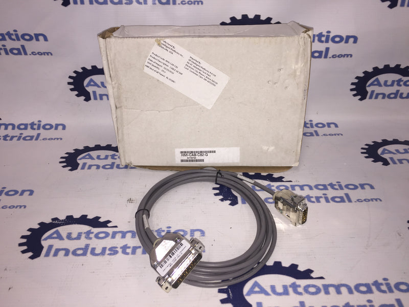 General Electric HMI-CAB-C82-G Program Port Cable