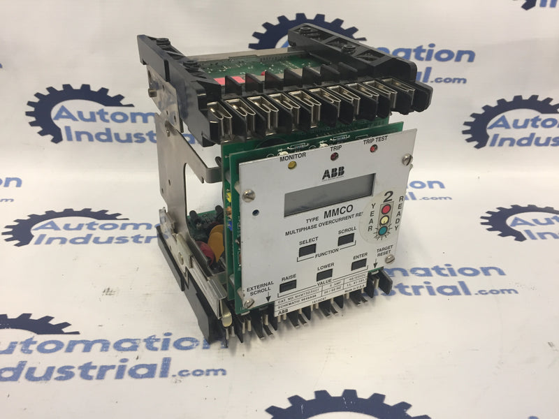 ABB MAMT5D3GC1 Multiphase Overcurrent Relay