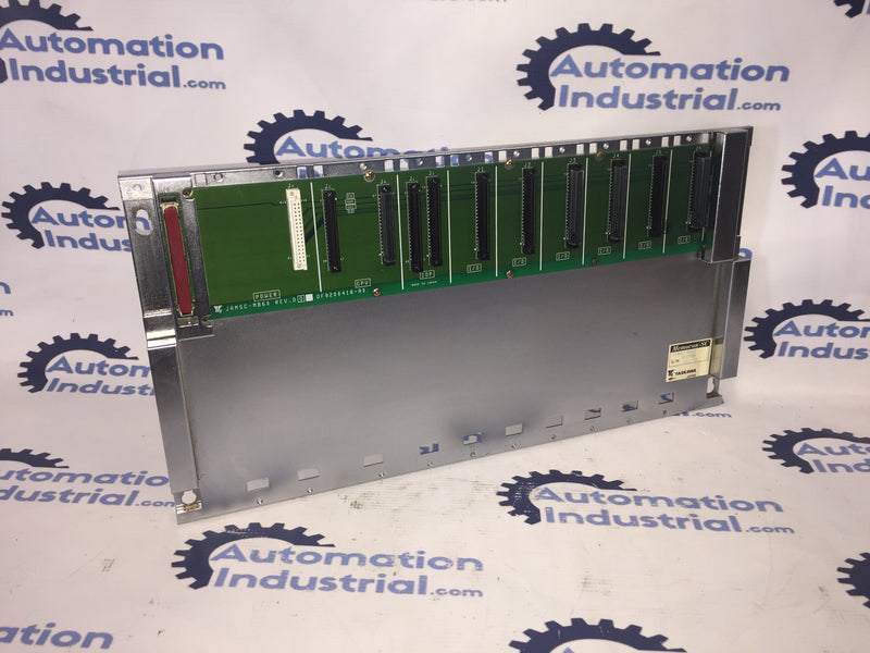 Yaskawa JRMSI-MB60 Memocon-SC 11-slot Chassis Base Unit