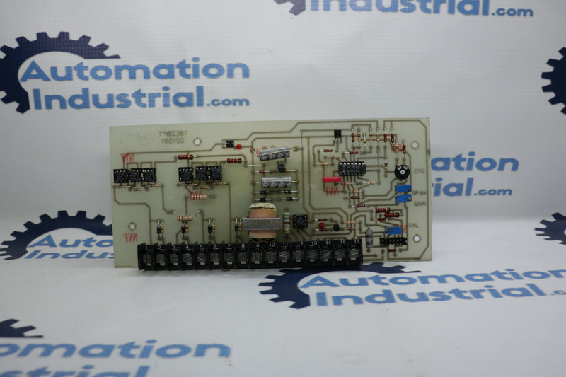 Payne Engineering 18EZ0PT 021591 PCB Board