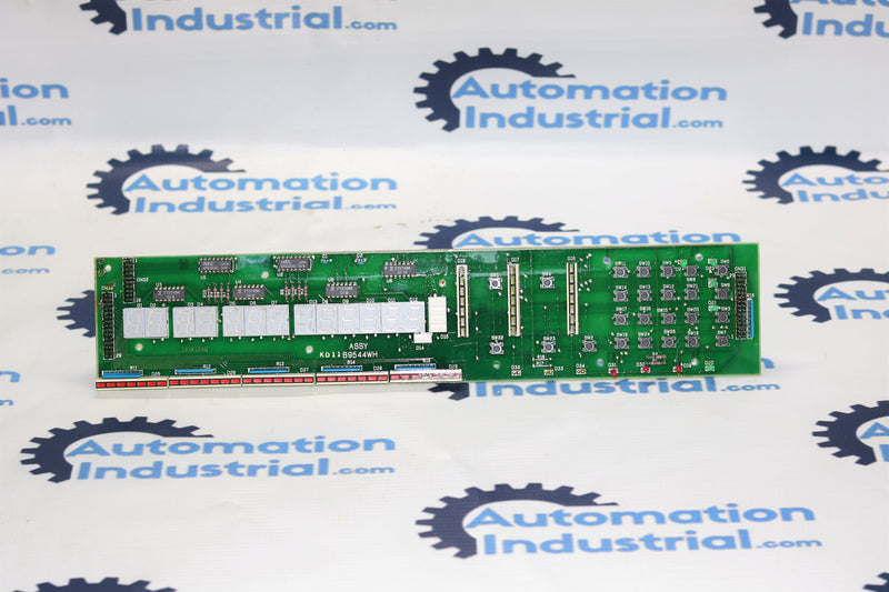 Yokogawa B9544WH Circuit Board PCB Key Display