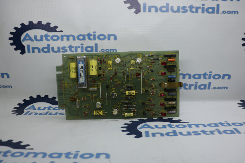 GE 3S7700PB104A1 44B309745/006/0 Multi-Channel Alarm Board