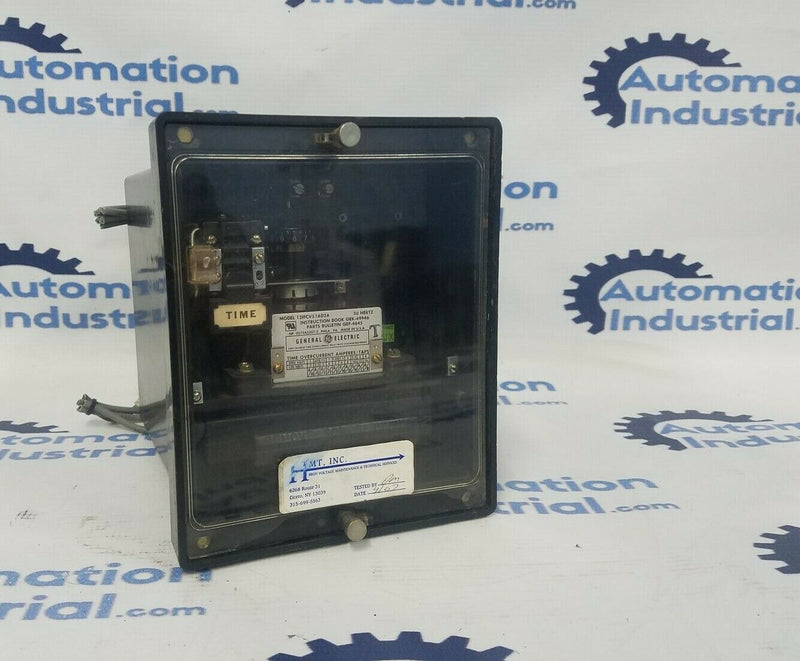 GE 12IFCV51AD2A Time Overcurrent Relay With Voltage Restraint