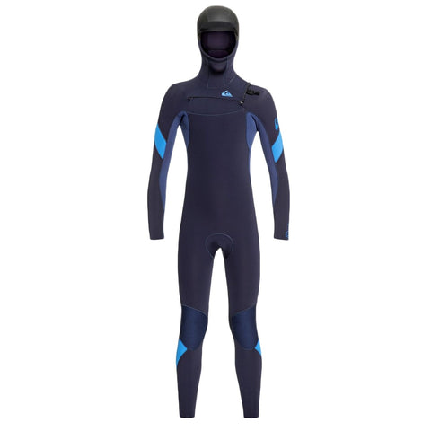 Youth Syncro 5/4 CZ Hooded 8 Blue XBXB