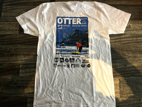 Otter Rock N Roll T-shirt
