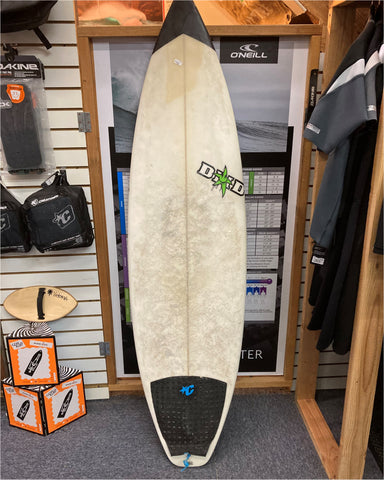 Used 6'2 DHD