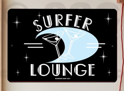 Sign Surfers Lounge