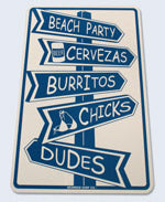 Surf Sign Beach Party
