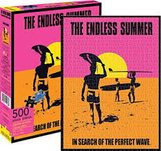 Endless Summer 500 Piece Puzzle