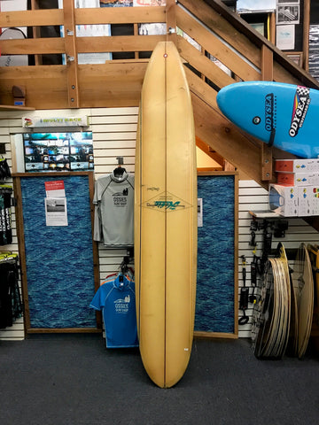 "Used 9'6"" Hobie Corky Carrol"