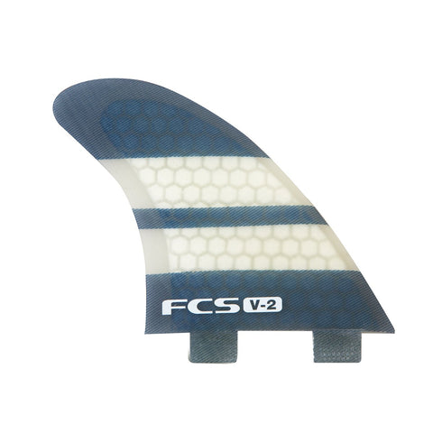 V2 PC Quad Fin Set